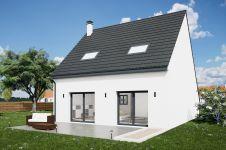 image miniature Maison 104.76 m² avec terrain à ORLEANS (45)