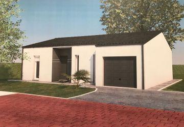 Modèle de maison Modèle de 70.45 m² à 160 000,00 €
