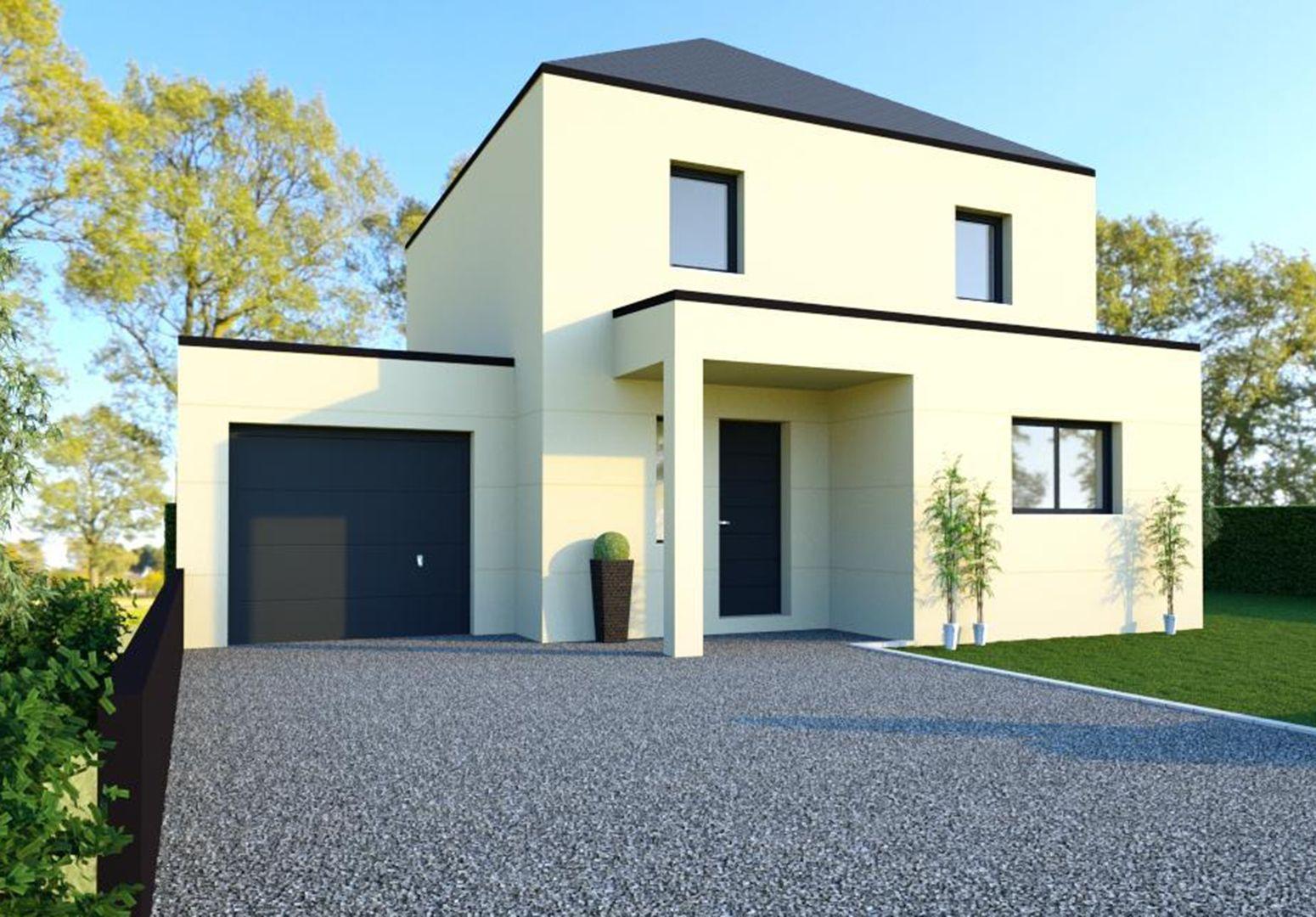 Image du modèle de maison COMBOURG 3CH 100