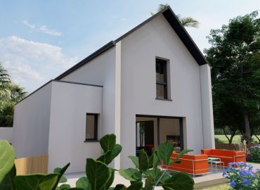 image Maison 120 m² avec terrain à QUILLY (44)