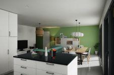 image miniature Maison 90.15 m² avec terrain à LIGNY-LE-RIBAULT (45)