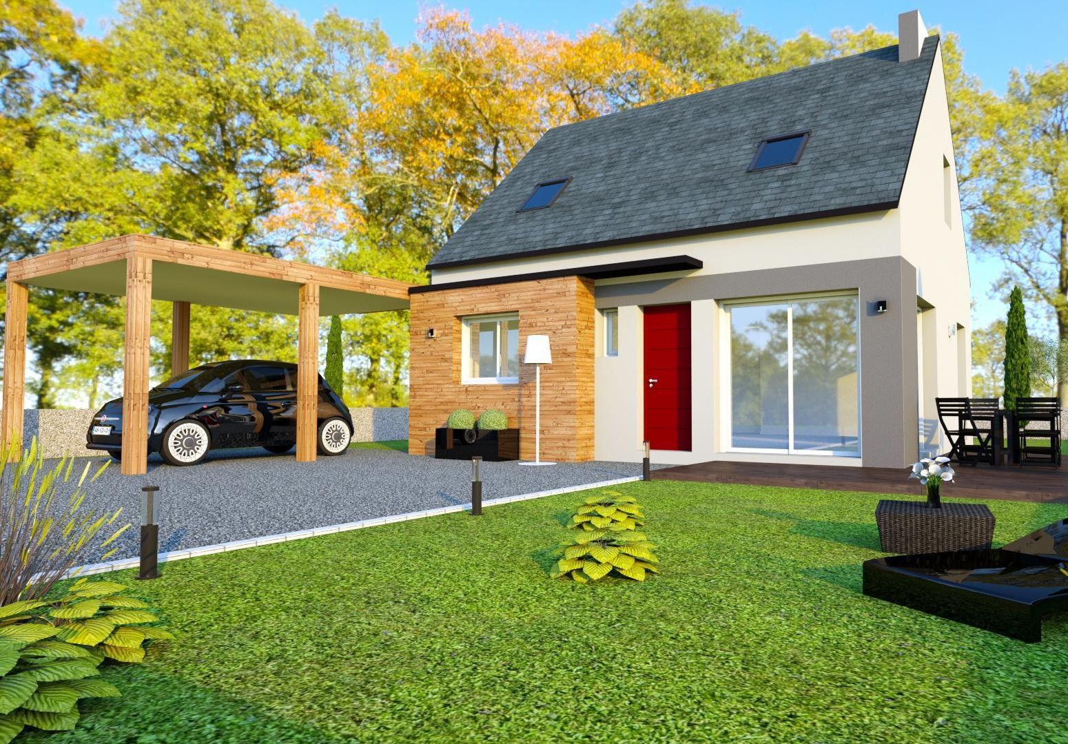 Image du modèle de maison LIFFRÉ 3CH 70