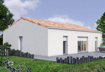 Modèle de maison KIWI 2CH 66