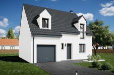 image miniature Maison 95 m² avec terrain à CHITENAY (41)