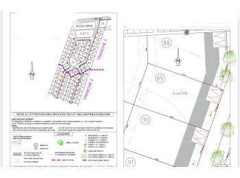 Photo du terrain à bâtir de 447m²<br> à NOGENT-LE-ROI (28)