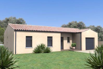 image offre-terrain-maison Maison 114.69 m² avec terrain à LES BILLAUX