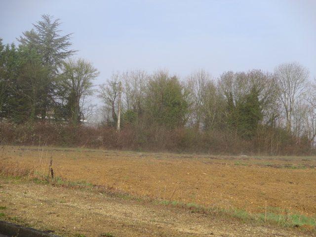 Photo du terrain à bâtir de 700 m² <br><span>TOURRIERS(16)