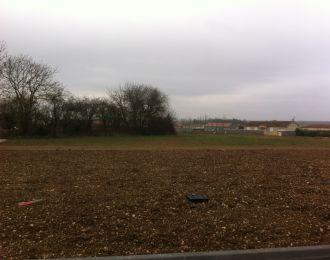 Photo du terrain à bâtir de 652 m² <br><span>CISSE(86)