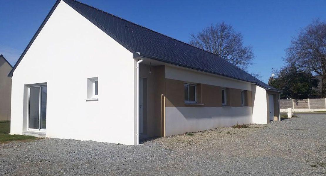 image Livraison d'une construction de maison neuve à LE CROISIC (44)