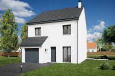 image miniature Maison 95.63 m² avec terrain à CHALETTE-SUR-LOING (45)