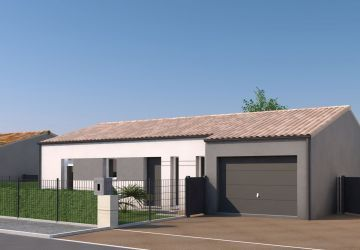 Modèle de maison Modèle de 80 m² à 157 000,00 €