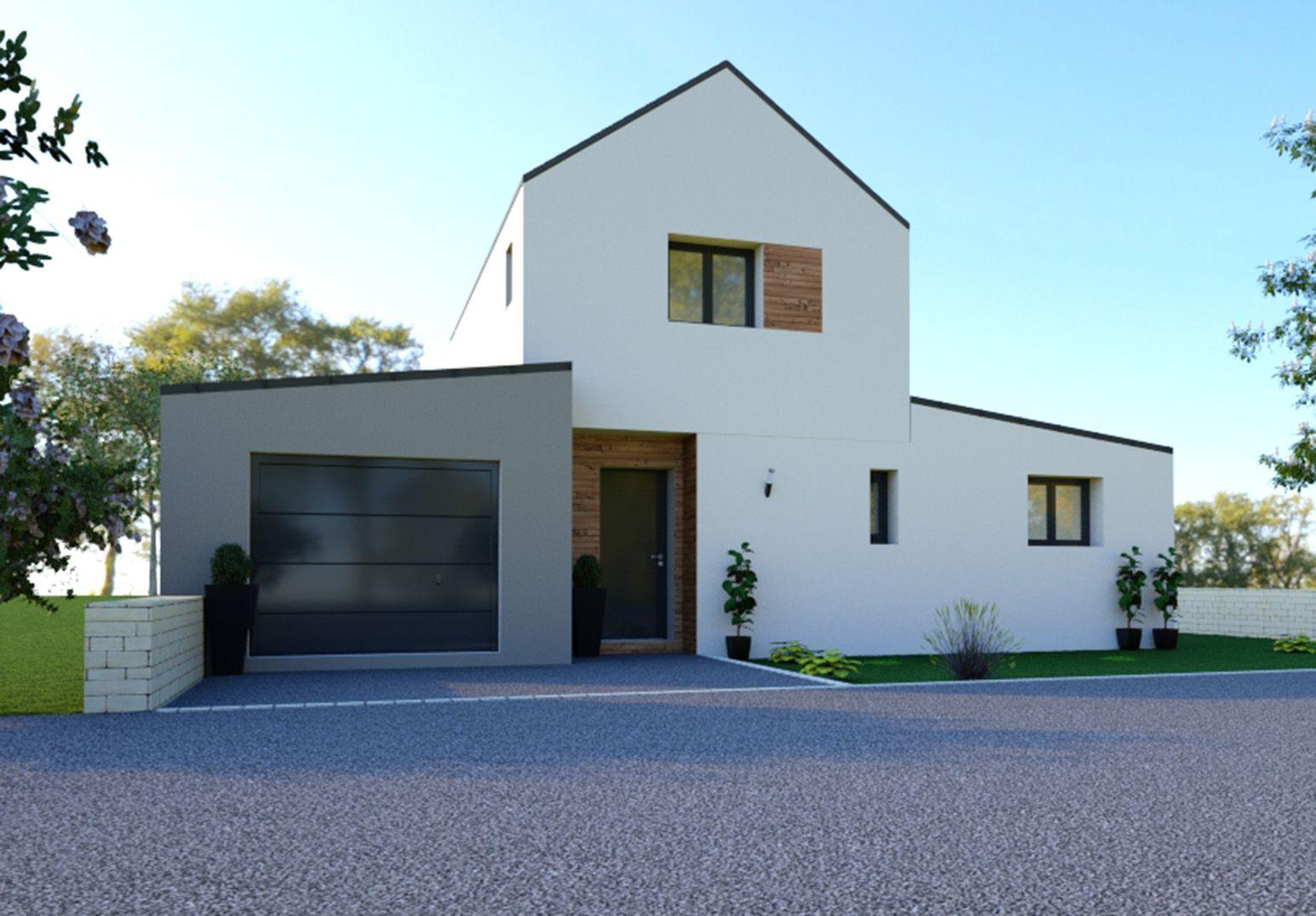 Image du modèle de maison LA RICHARDAIS 3CH 105