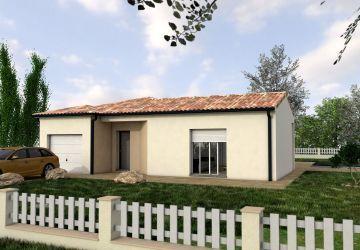 Modèle de maison TOPAZE T 3CH 93