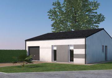 Modèle de maison Modèle de 66.32 m² à 123 000,00 €