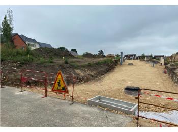 Photo du terrain à bâtir de 451m²<br> à CHARTRES (28)