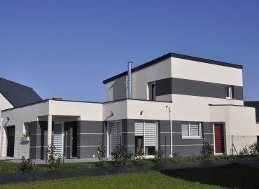 image de la construction de maison Rennes