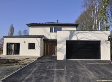 image de la construction de maison Bédée (35)