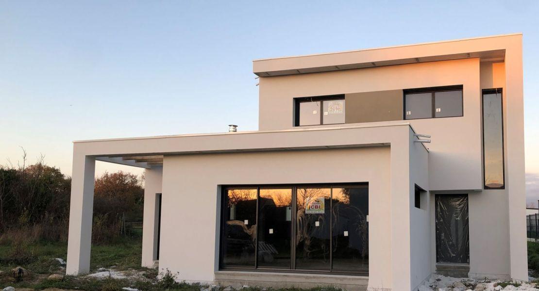 image Livraison d'une construction de maison neuve à SAINT-GILDAS-DES-BOIS (44)