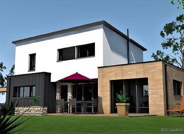 Maison 100 m² avec terrain à COMBOURG (35)