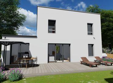 image Maison 105 m² avec terrain à QUILLY (44)