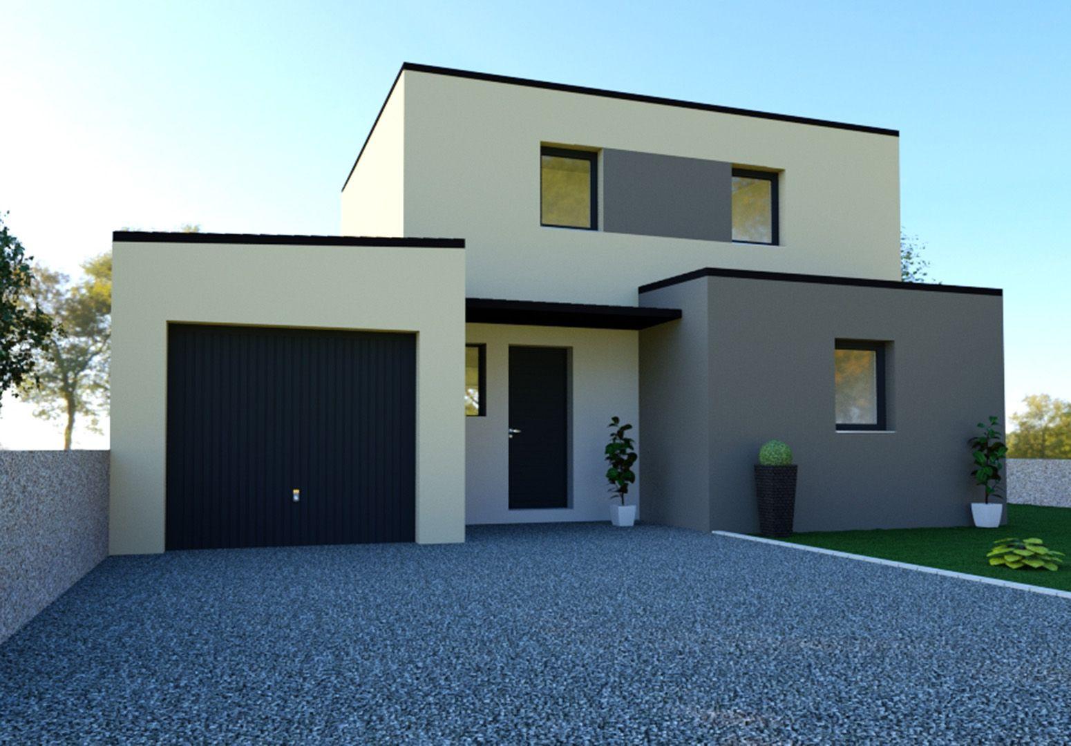 Image du modèle de maison GÉVEZÉ 4CH 107