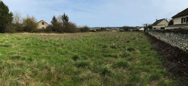 Photo du terrain à bâtir de 686 m² <br><span>SENILLE(86)