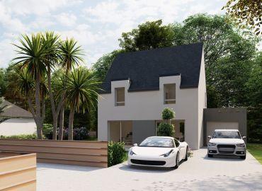image Maison 110 m² avec terrain à VIGNEUX-DE-BRETAGNE (44)