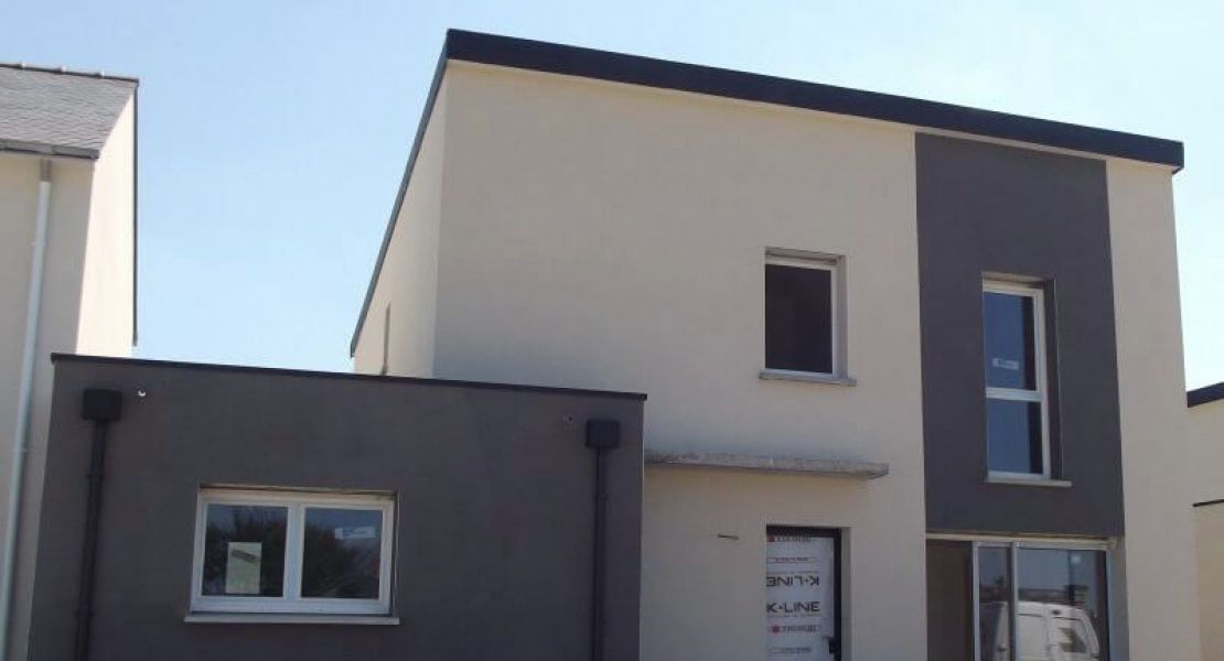 image Livraison d'une construction de maison neuve à GUERANDE (44)