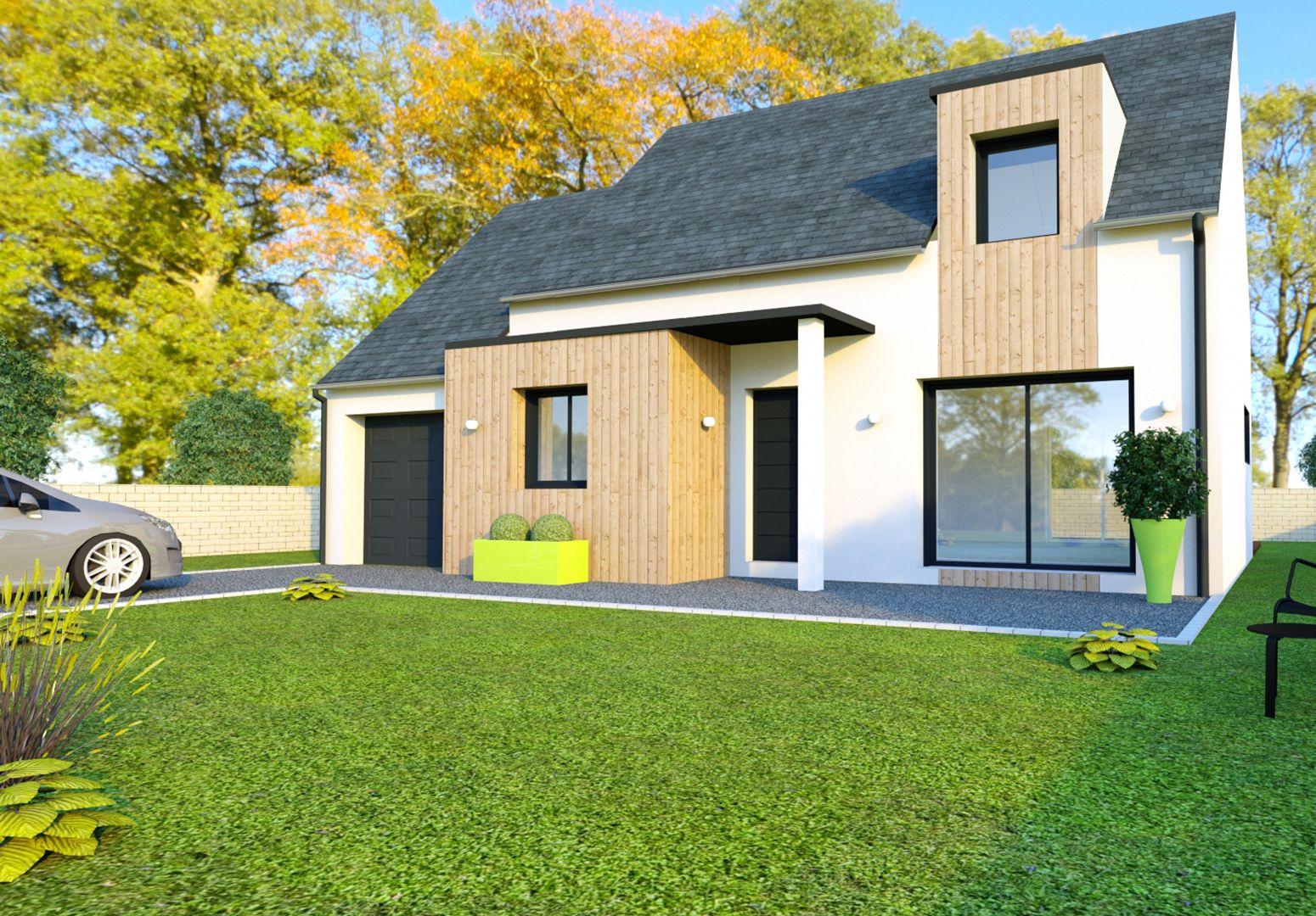 Image du modèle de maison MÉLESSE 3CH 100