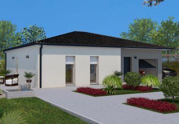 Modèle de maison CRISTAL M 4CH 102