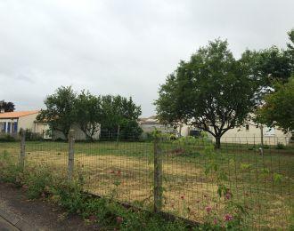 Photo du terrain à bâtir de 1024 m² <br><span>POITIERS(86)