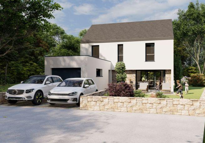 Maison 125 m² avec terrain à BILLIERS (56)