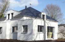 image Livraison d'une construction de maison neuve à AMBON (56)