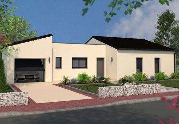 Modèle de maison EMERAUDE M 4CH 95