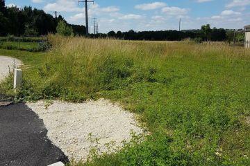 Image du terrain à bâtir à SAINTES