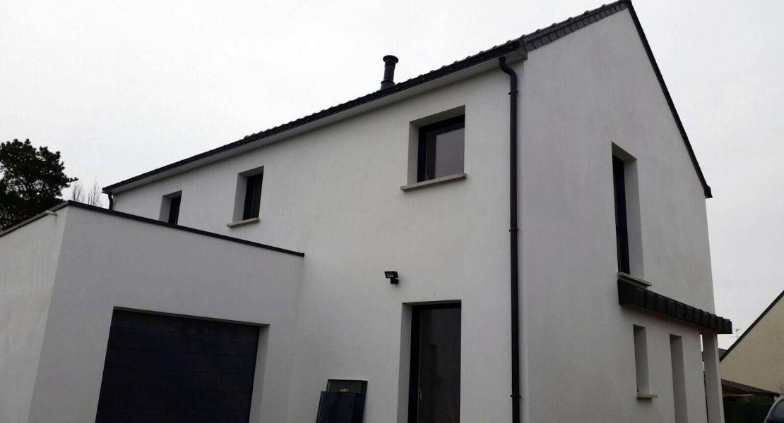 image Livraison d'une construction de maison neuve à MUZILLAC (56)