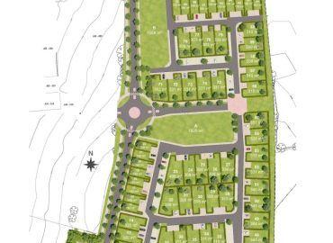 Terrain à bâtir de 308 m² à COMBOURG (35)
