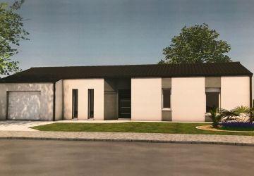 Modèle de maison Modèle de 91.84 m² à 187 500,00 €