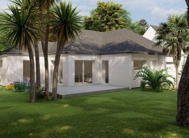 image Maison 105 m² avec terrain à MUZILLAC (56)