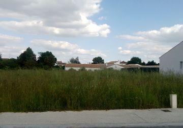 image terrain Terrain à bâtir de 632 m² à CLERY-SAINT-ANDRE (45)
