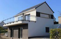 image Livraison d'une construction de maison neuve à COURNON (56)