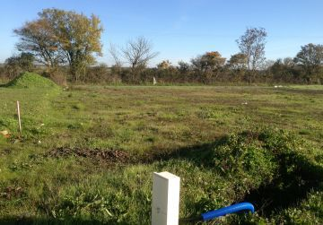 image terrain Terrain à bâtir de 491 m² à SAINT-JEAN-DE-BRAYE (45)