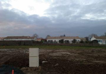 image terrain Terrain à bâtir de 499 m² à CHATEAUNEUF-SUR-LOIRE (45)