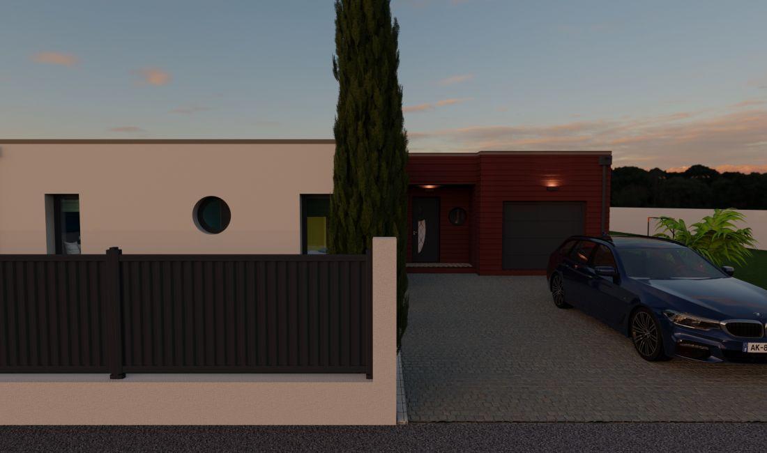 Photo 1 de la maison TENDANCE