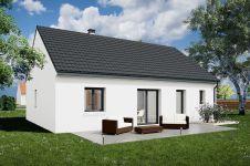image miniature Maison 85.46 m² avec terrain à CHAILLES (41)
