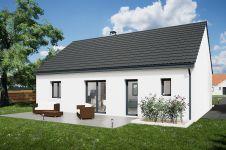 image miniature Maison 85.46 m² avec terrain à SAINT-JEAN-DE-BRAYE (45)
