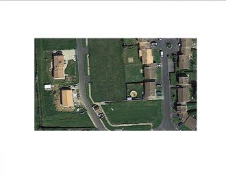 Photo du terrain à bâtir de 775 m² <br><span>MONTREUIL-BONNIN(86)