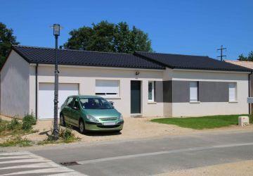 Modèle de maison Modèle de  m² à 140 300,00 €