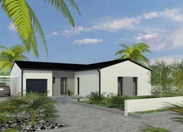 Modèle de maison AMBRE M