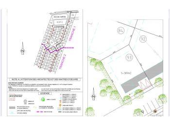 Photo du terrain à bâtir de 389m²<br> à NOGENT-LE-ROI (28)